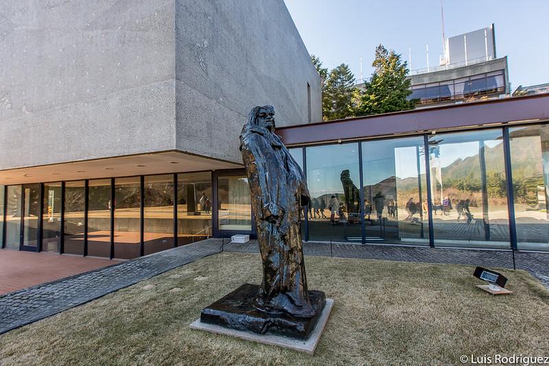 """""""Balzac"""" de Auguste Rodin"""