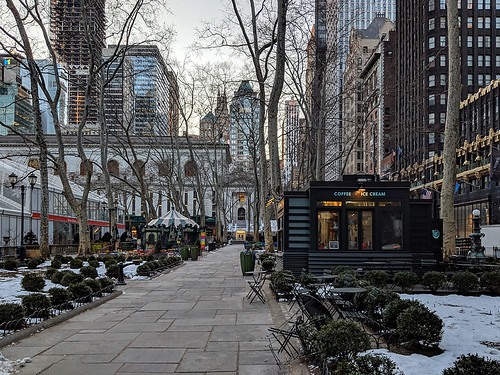 New York City Bryant Park | by Aviller71