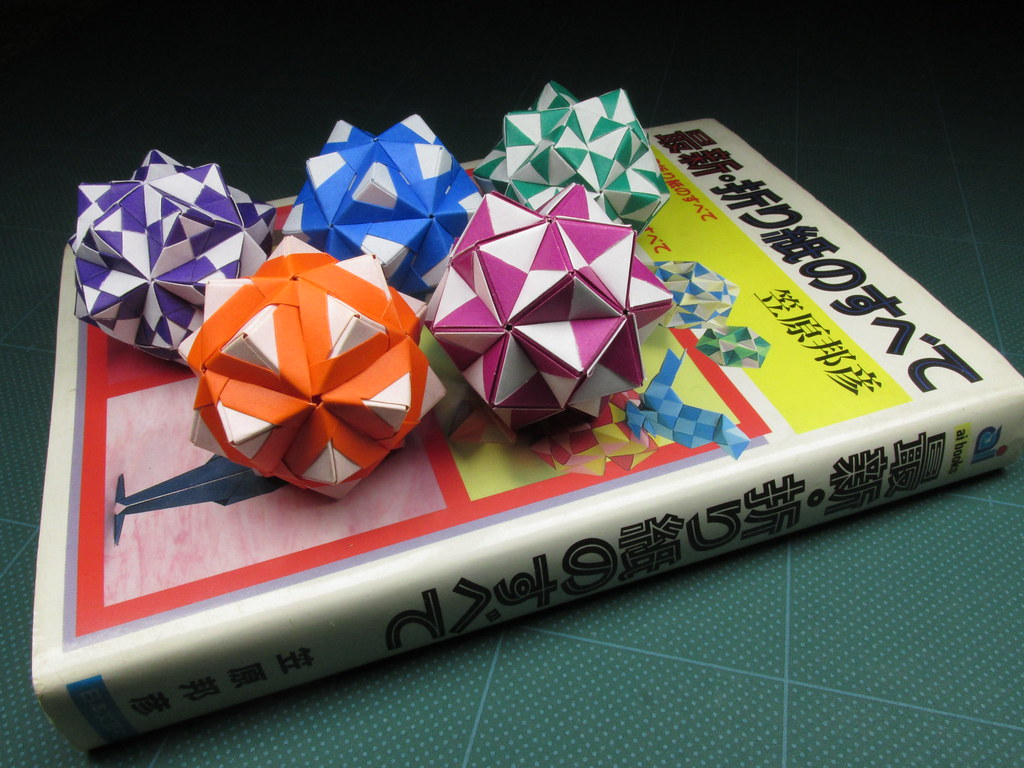 Modular origami - Wikiwand | 768x1024