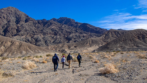 00080 - 2019-02-15 - Hiking Death Valley - Part 2 | by turbodb