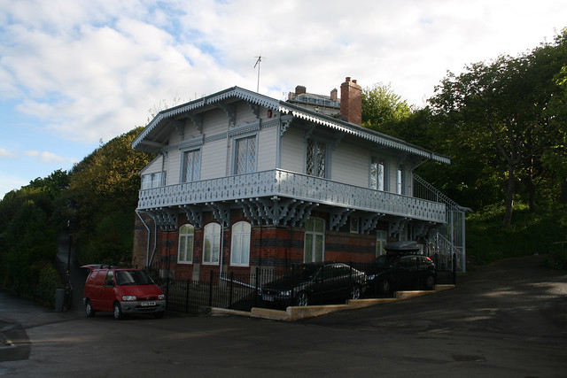 Swiss-style house in Scarborough
