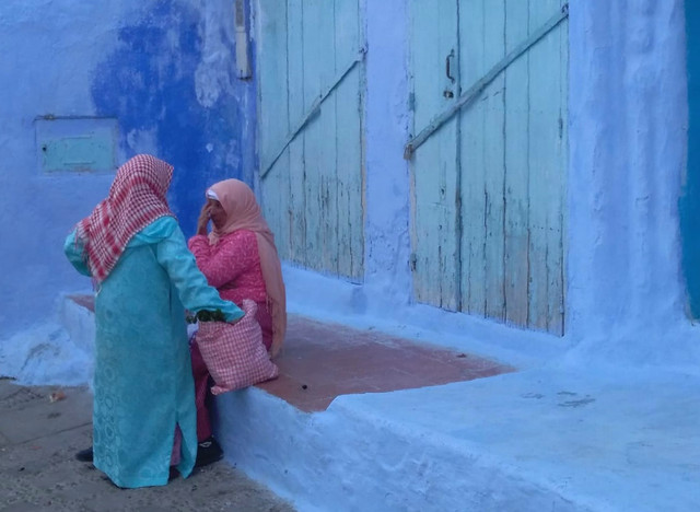 Chefchaouen, Morocco IMG_20190102_194900