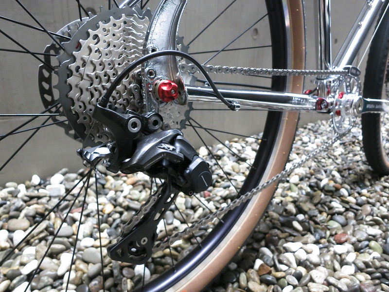 SURLY Disc Trucker Chrome RD