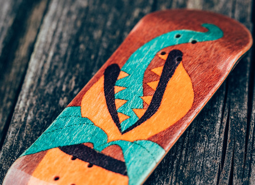 Los Angeles Fingerboards - Plant