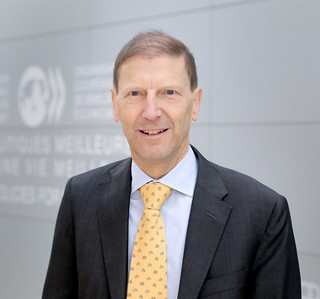 Giancarlo Kessler, Ambassador of Switzerland to the OECD