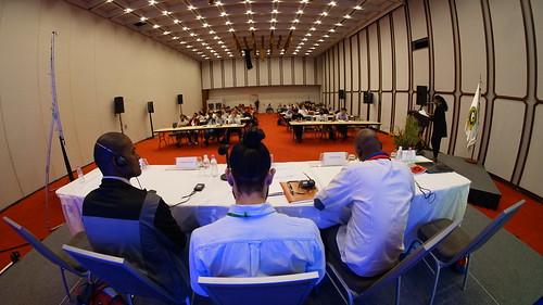 Cierre del Consejo General de la JFMD en Caracas