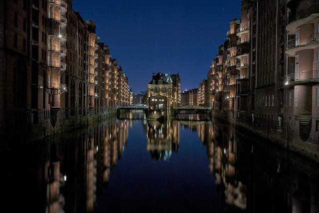 Wasserschloß Hamburg