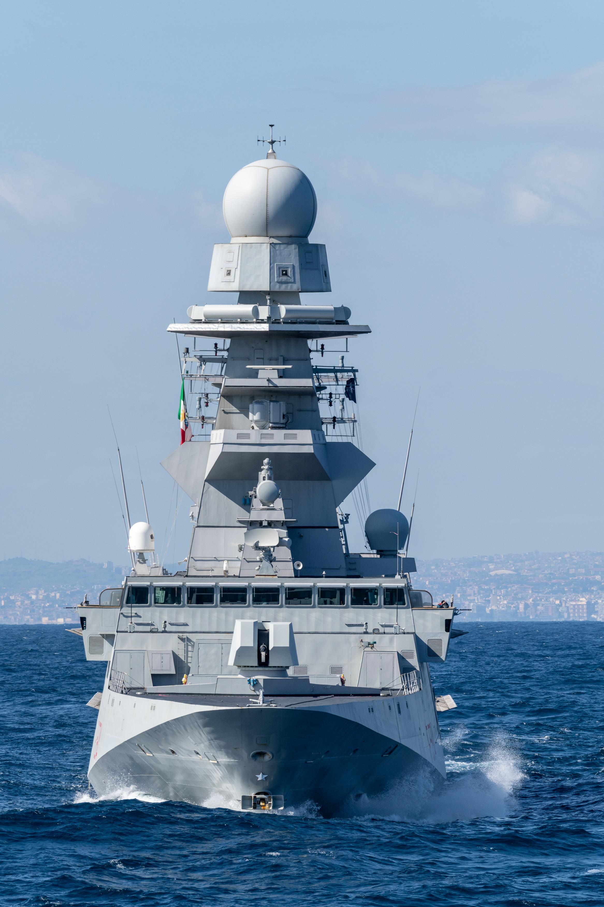 Italian Navy - Marine Italienne - Page 7 47170577342_7a7e52a5bb_o