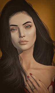 Korina | by Grazia Horwitz