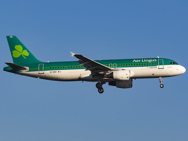 Aer Lingus | Airbus A320-214 | EI-DEH