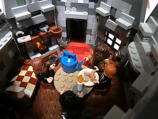 Hagrid's Cabin 16 | by Ptéra