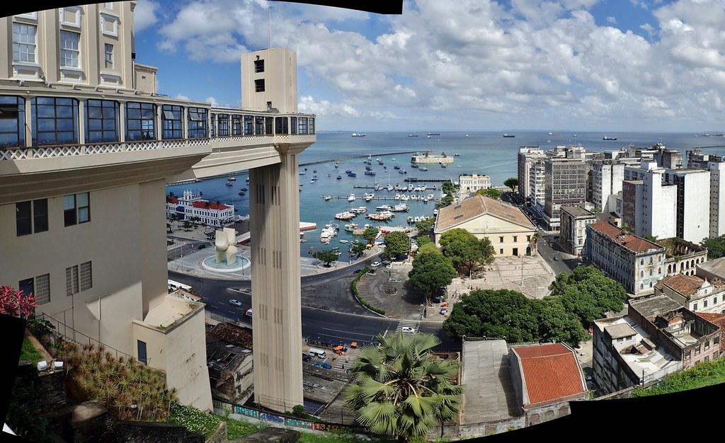 Salvador{Bahia}- Tomé de Souza Square