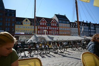 Lunch at Nyhavn by the canal | by Jodimichelle