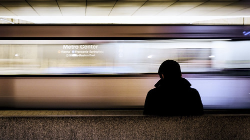 Metro Center Noir