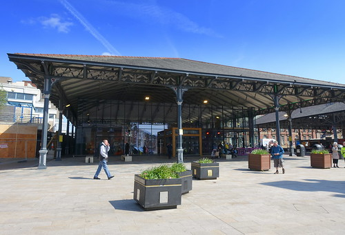 New Preston Market under the canopy | by Tony Worrall