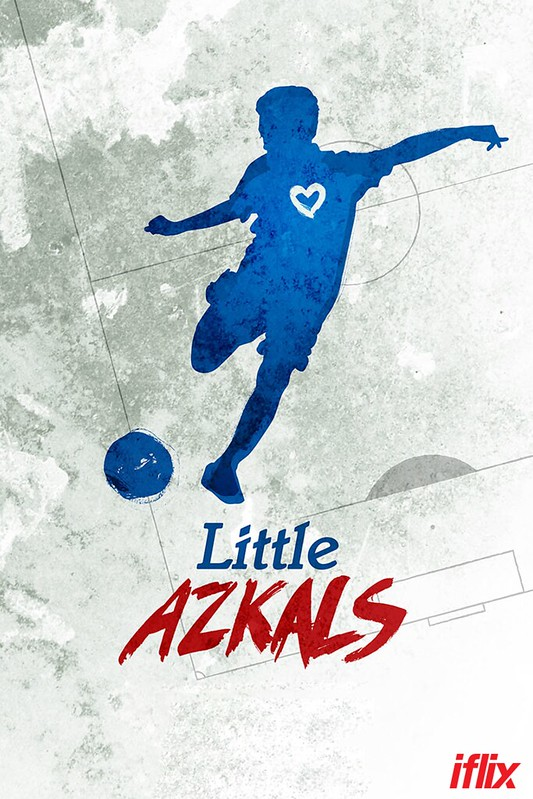 Little Azkals Poster with copyright