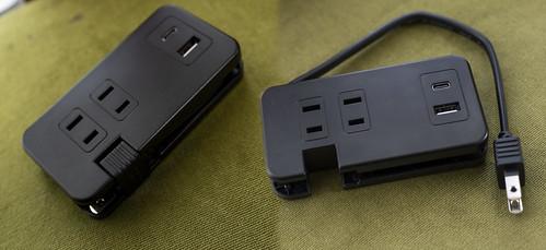 モバイル USB-ACタップ ミヨシ IPA-24AC3_04