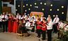 Chor der Banater Schwaben Karlsruhe mit den Solistinnen Irmgard und Melitta