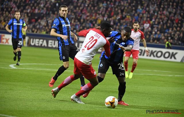 FC Salzburg-Club Brugge 21-02-2019