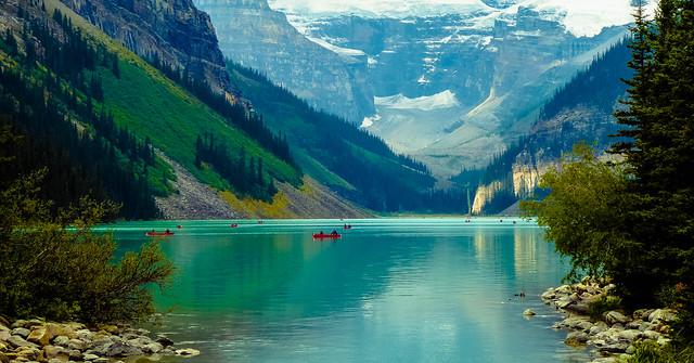 Kayaking in style?