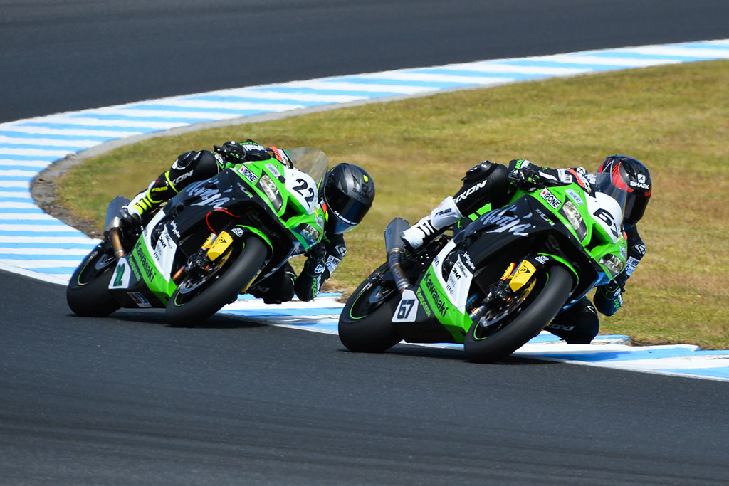 Kawasaki BC Performance Racing Team