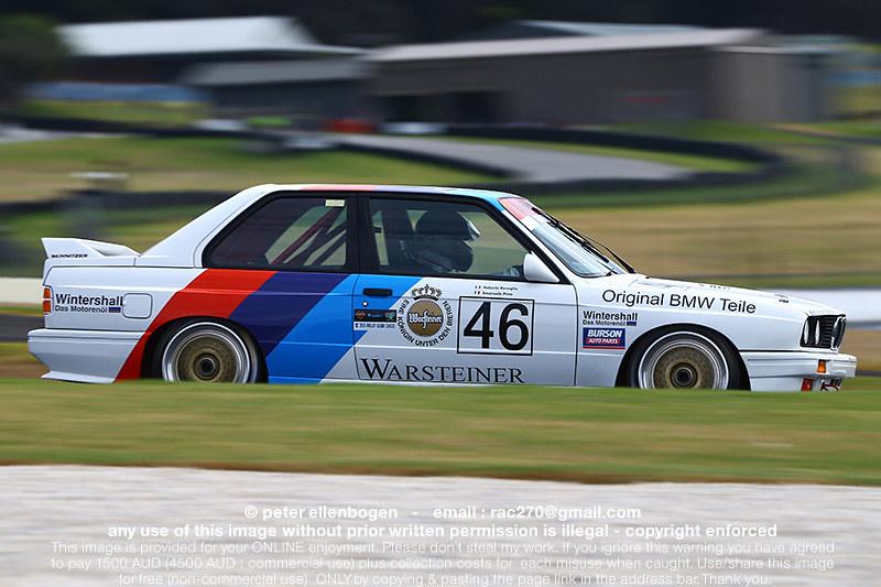 Bmw M3 E30 Dtm Ex Bmw Motorsport Schnitzer Bathurst 198 Flickr