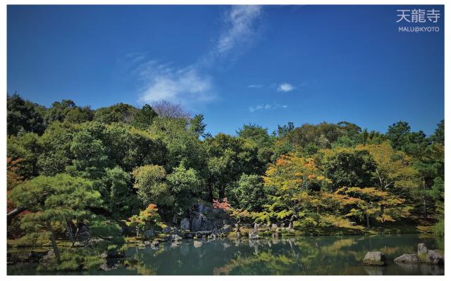 嵐山天龍寺-2