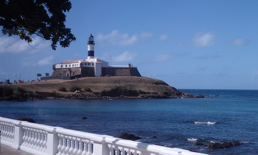 Salvador{Bahia}- Barra Lighthouse