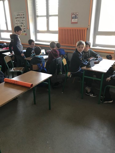 Journée Immersion CM2 - 6ème 2019