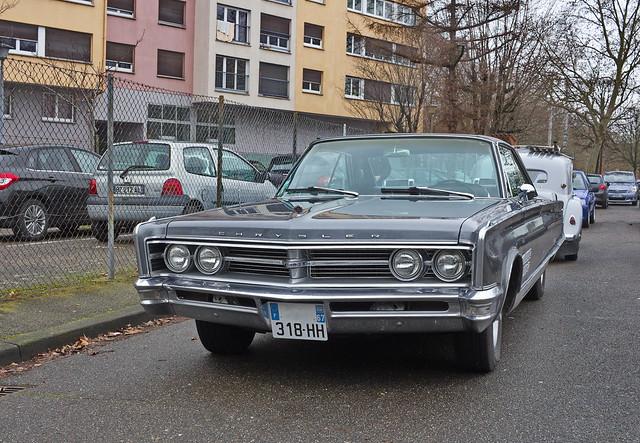 Chysler 300 von 1966