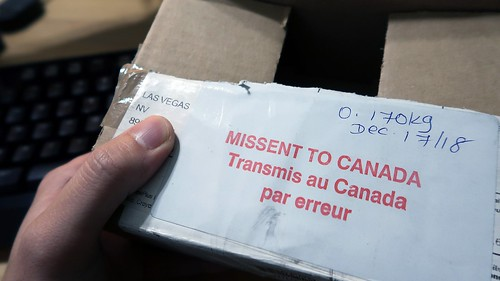 How not to ship a package to the United States | by Parkzer