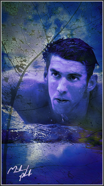 Michael Phelps TudioJepegii