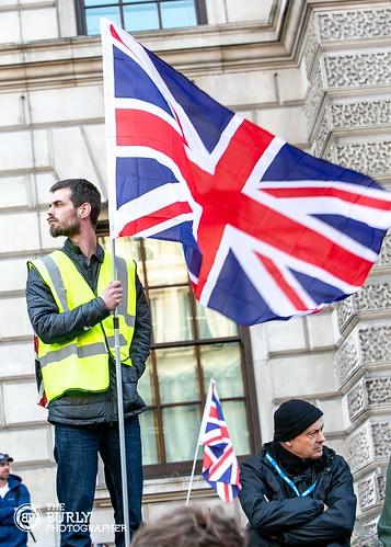 Brexit Day - Demonstrations | by The Burly Photographer