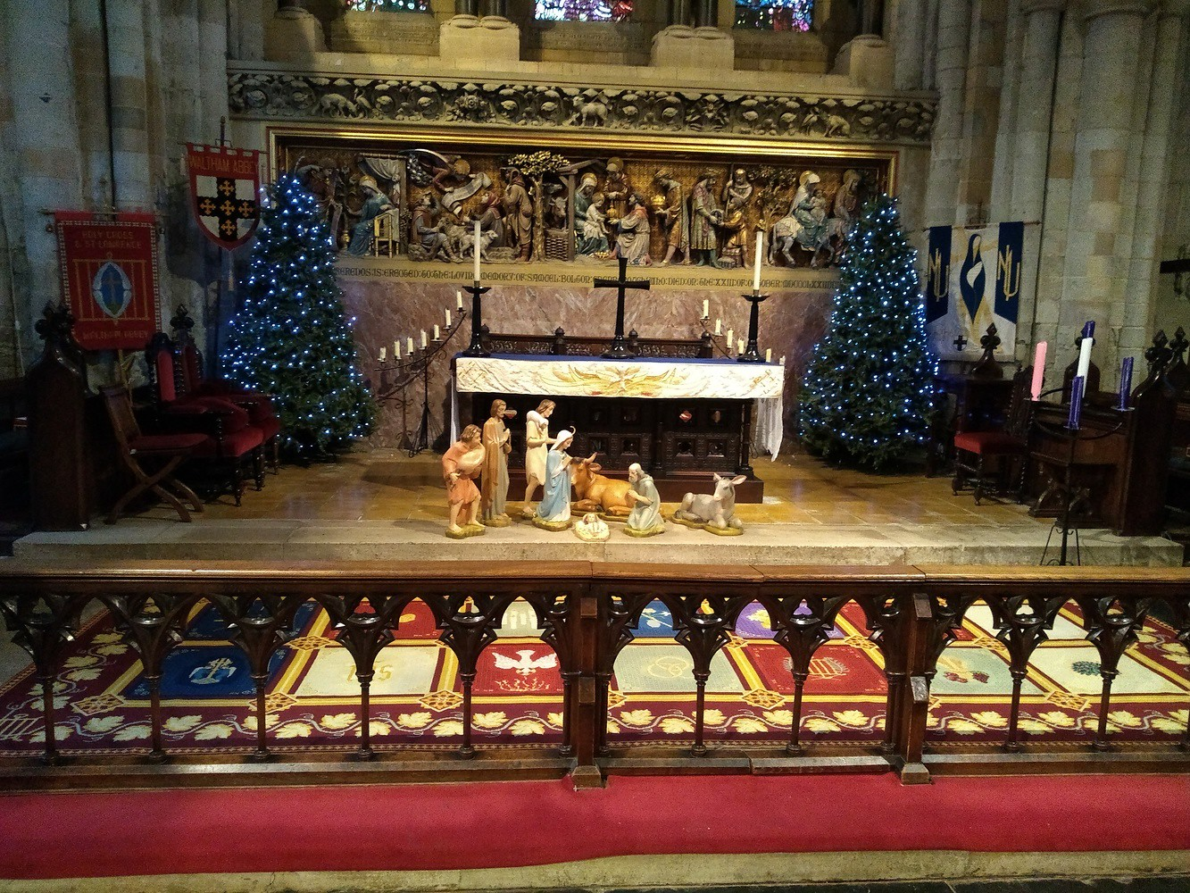 Nativity Waltham Abbey