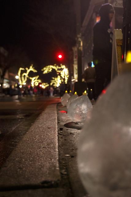 Ice Balloon Votives