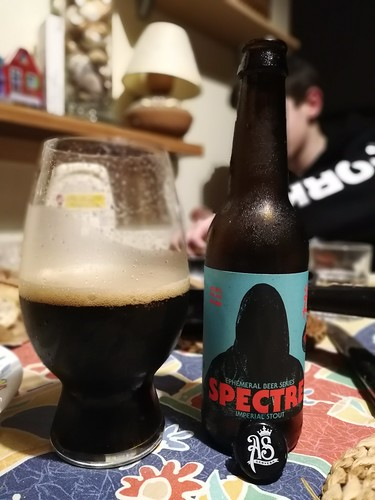 As Cervesers Spectre Bourbon Barrel Aged | by pep_tf
