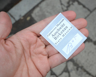 5. Entradas para Auschwitz en español | by Diario de un Mentiroso