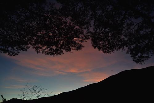 Mountain Sunset | by pau_oswald