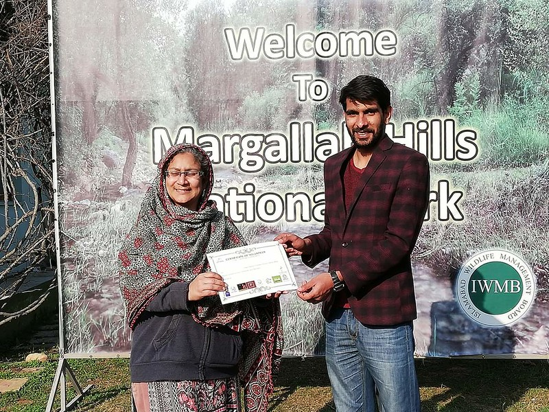 Readers Hike by Read Pakistan Islamabad Chapter  -------  Reader's Hike was arranged under the leadership of Mr.Waqar Ahmad and Ms.Hira Chaudhary which was the continuation of Reader's hike series initiated by Head of Read pakistan Book Club, Mr.Waqar Ahm
