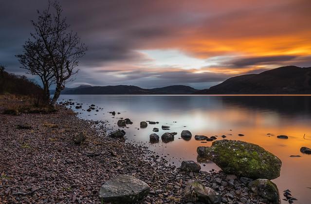 Loch Ness Serenity.