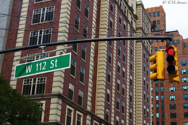 112 St., Manhattan, NYC