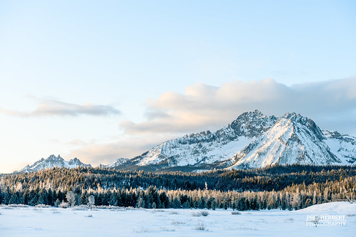Sawtooth Mountains, Stanley, ID | by Phil Herbert