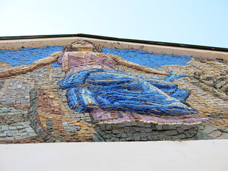 Mosaic in Viminacium