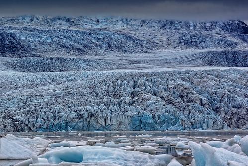 Land of Ice | by Wim van de Meerendonk, loving nature