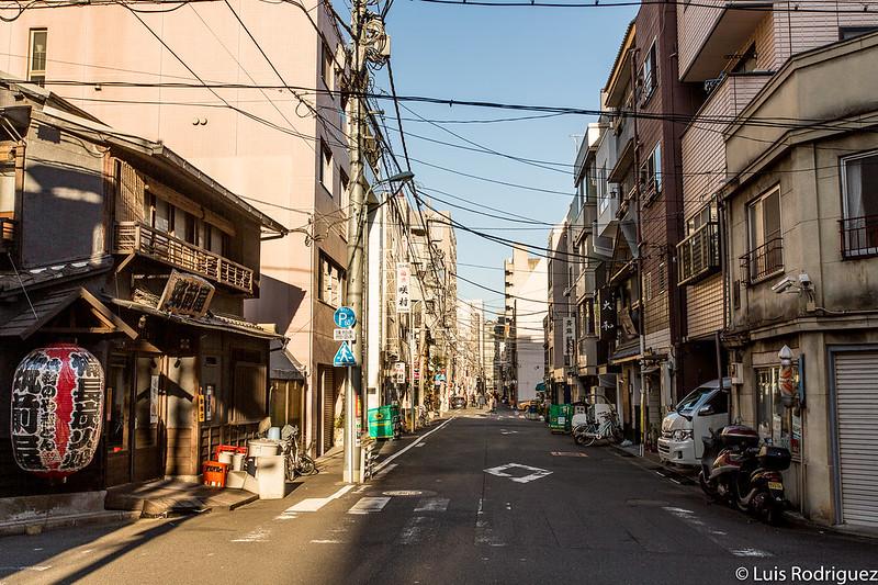 Calles de Ningyocho