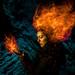 Dark Phoenix (Light Painting effects)
