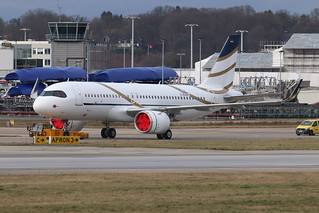 A320NCJ, Air Luther HB- | by XFW-Spotter