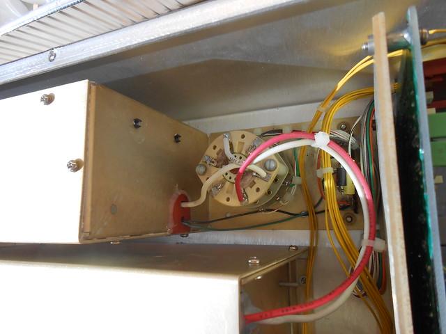 Bertan 105-05R high-voltage power supply partial teardown