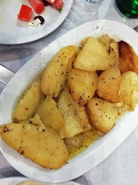 les pommes de terre d'Eugénie