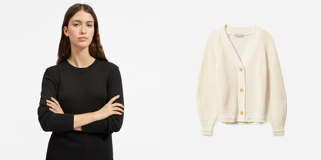 everlane sweaters